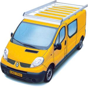 goedkope aluminium imperiaal voor Renault traffic