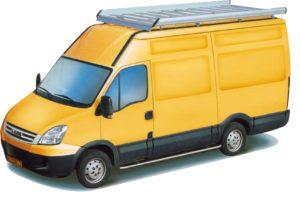 Iveco Dealy model 99-14 goedkope aluminium imperiaal