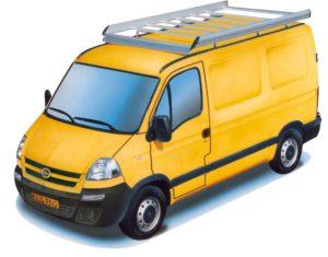Opel Movano Alu imperiaal goedkoop