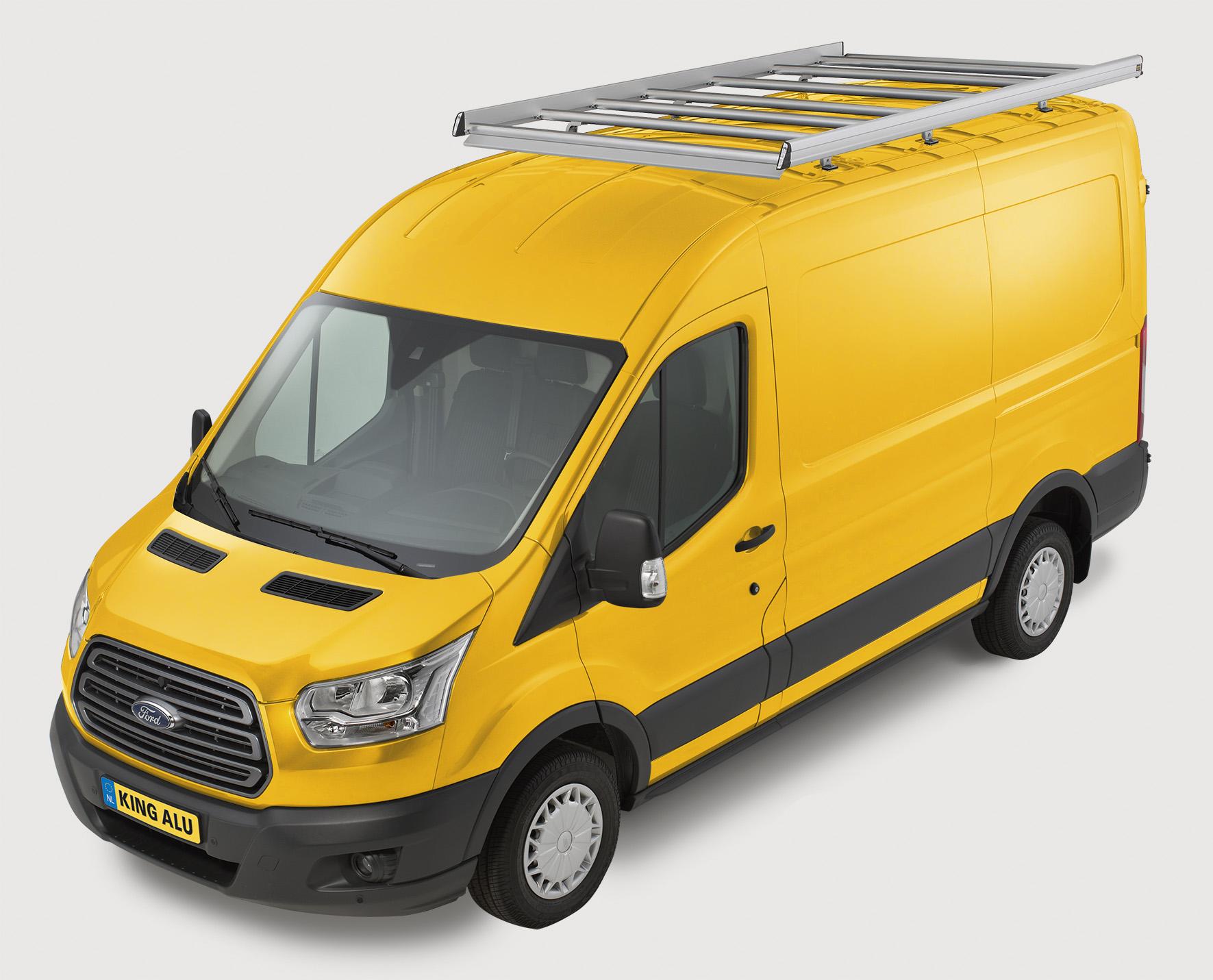Ford transit 2015 aluminium imperiaal bestellen